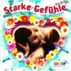 STARKE GEFUHLE - DIE DRITTE (1 CD)