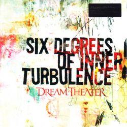DREAM THEATER - SIX DEGREES OF INNER TURBULENCE (2 LP) - MOV EDITION - 180 GRAM PRESSING