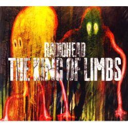 RADIOHEAD - THE KING OF LIMBS (1 CD)