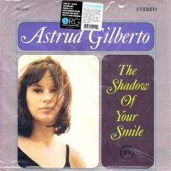 GILBERTO, ASTRUD – THE SHADOW OF YOUR SMILE (2 LP) - 45 RPM - 180 GRAM PRESSING - WYDANIE AMERYKAŃSKIE