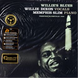 DIXON, WILLIE WITH MEMPHIS SLIM – WILLIE'S BLUES (1 LP) - ANALOGUE PRODUCTIONS - 200 GRAM PRESSING - WYDANIE AMERYKAŃSKIE