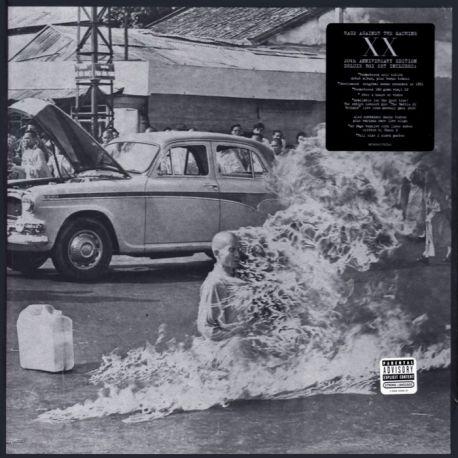 RAGE AGAINST THE MACHINE - RAGE AGAINST THE MACHINE XX (1 LP + 2CCD + 2DVD) - 180 GRAM PRESSING - WYDANIE AMERYKAŃSKIE