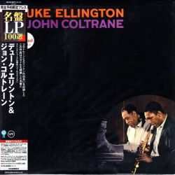 ELLINGTON, DUKE & JOHN COLTRANE – DUKE ELLINGTON & JOHN COLTRANE (1 LP) - 200 GRAM PRESSING - WYDANIE JAPOŃSKIE