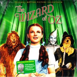THE WIZARD OF OZ - ORIGINAL MOTION PICTURE SOUNDTRACK - 75 ANNIVERSARY EDITION (1 LP) - WYDANIE AMERYKAŃSKIE