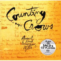 COUNTING CROWS – AUGUST AND EVERYTHING AFTER (1 SACD) - WYDANIE AMERYKAŃSKIE