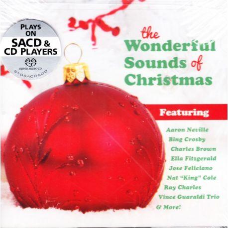 WONDERFUL SOUNDS OF CHRISTMAS (1 SACD) - WYDANIE AMERYKAŃSKIE