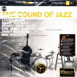 "THE SOUND OF JAZZ - COUNT BASIE / BILLIE HOLIDAY / HENRY ""RED"" ALLEN ... (1 LP) - 200 GRAM PRESSING - WYDANIE AMERYKAŃSKIE"