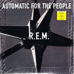 R.E.M. - AUTOMATIC FOR THE PEOPLE (1 LP + MP3 DOWNLOAD) - 180 GRAM PRESSING - WYDANIE AMERYKAŃSKIE