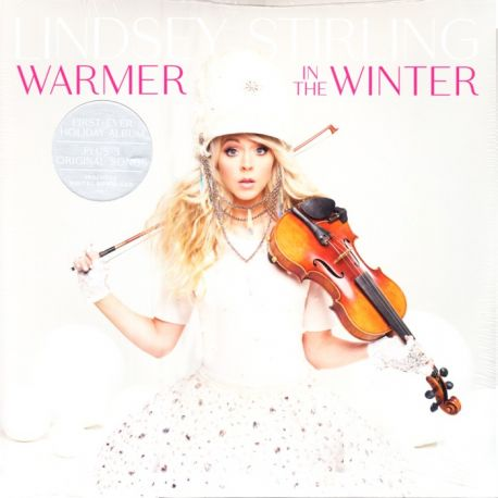 STIRLING, LINDSEY - WARMER IN THE WINTER (1 LP) - WYDANIE AMERYKAŃSKIE