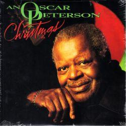 PETERSON, OSCAR - AN OSCAR PETERSON CHRISTMAS (1 LP) - TELARC EDITION - WYDANIE AMERYKAŃSKIE