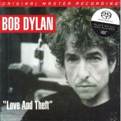 """DYLAN, BOB - """"LOVE AND THEFT"""" (1 SACD) - WYDANIE AMERYKAŃSKIE"""