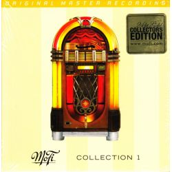 MOFI COLLECTION VOLUME 1 (1 CD) - 24KT GOLD AUDIOPHILE COLLECTORS EDITION CD - WYDANIE AMERYKAŃSKIE