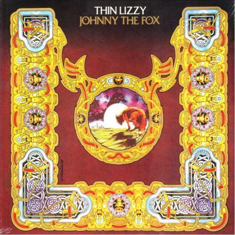 Thin Lizzy Johnny The Fox 1 Lp 180 Gram Pressing