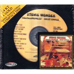 WONDER, STEVIE - FULFILLINGNESS' FIRST FINALE (1 CD) - 24KT GOLD HDCD - WYDANIE AMERYKAŃSKIE