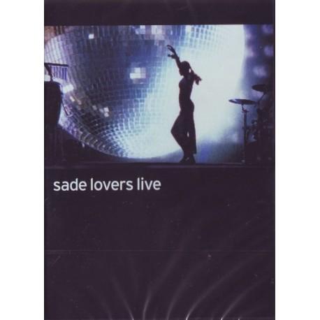 SADE - LOVERS LIVE (1DVD)