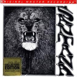 SANTANA - SANTANA (1 CD) - 24KT GOLD AUDIOPHILE COLLECTORS EDITION CD - WYDANIE AMERYKAŃSKIE