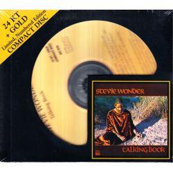 WONDER, STEVIE - TALKING BOOK (1 CD) - 24KT GOLD HDCD - WYDANIE AMERYKAŃSKIE