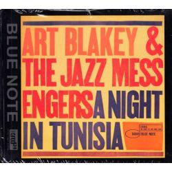 BLAKEY, ART & THE JAZZ MESSENGERS - A NIGHT IN TUNISIA (1 CD) - XRCD24 - WYDANIE AMERYKAŃSKIE