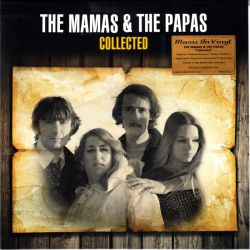 MAMAS & THE PAPAS, THE - COLLECTED (2 LP) - MOV EDITION - 180 GRAM PRESSING