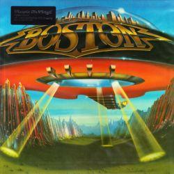 BOSTON - DON\'T LOOK BACK (1LP) - MOV EDITION - 180 GRAM PRESSING