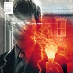 PORCUPINE TREE - LIGHTBULB SUN (2 LP) - 180 GRAM PRESSING - CLEAR VINYL