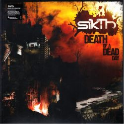 SIKTH - DEATH OF A DEAD DAY (2 LP) - 180 GRAM PRESSING