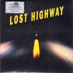 LOST HIGHWAY [ZAGUBIONA AUTOSTRADA] - ANGELO BADALAMENTI, TRENT REZNOR (2LP) - MOV EDITION - 180 GRAM BLUE VINYL PRESSING