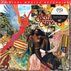 SANTANA - ABRAXAS (1 SACD) - LIMITED NUMBERED MFSL EDITION - WYDANIE AMERYKAŃSKIE