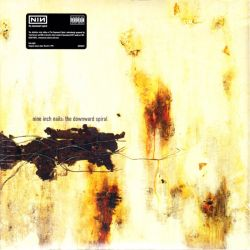 NINE INCH NAILS - THE DOWNWARD SPIRAL (2LP) - 180 GRAM PRESSING - WYDANIE AMERYKAŃSKIE