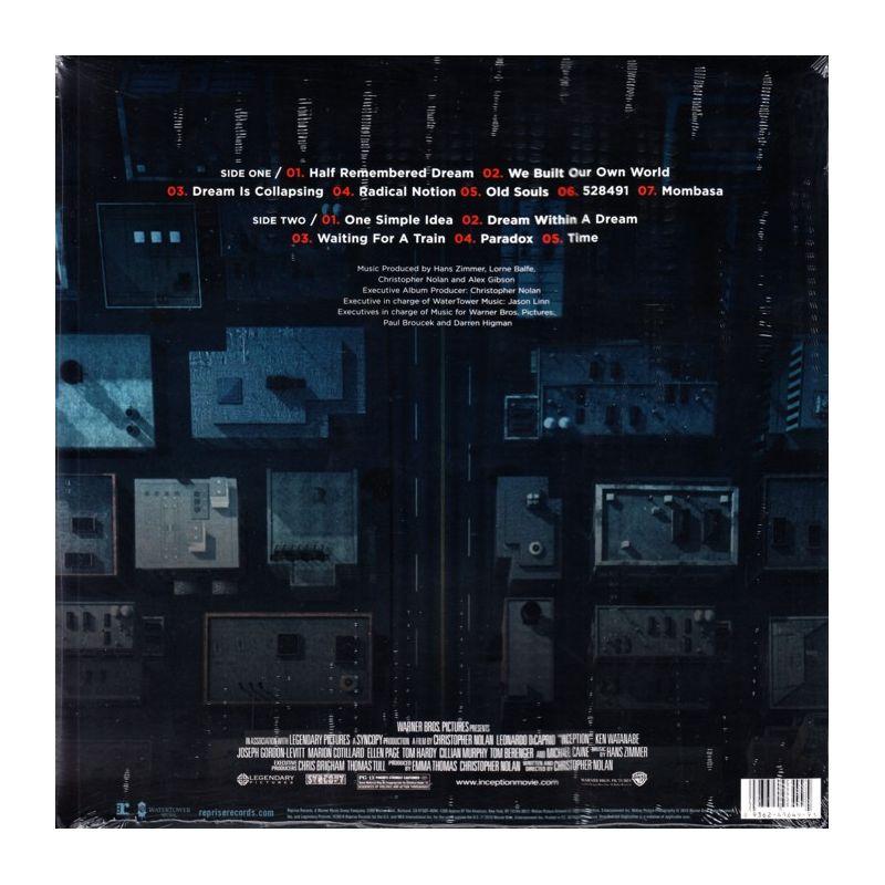 Dream Kitchen Hans Zimmer: INCEPTION [INCEPCJA]