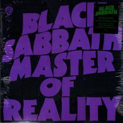 BLACK SABBATH - MASTER OF REALITY (1 LP) - 180 GRAM PRESSING - WYDANIE AMERYKAŃSKIE