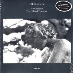 GARBAREK, JAN & THE HILLIARD ENSEMBLE - OFFICIUM (2 LP) - 180 GRAM PRESSING
