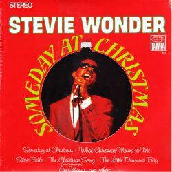 WONDER, STEVIE - SOMEDAY AT CHRISTMAS (1 LP) - WYDANIE AMERYKAŃSKIE