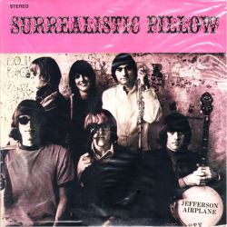 JEFFERSON AIRPLANE - SURREALISTIC PILLOW (1 LP) - LIMITED EDITION COLORED 180 GRAM PRESSING - WYDANIE AMERYKAŃSKIE