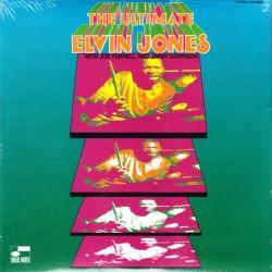 JONES, ELVIN - THE ULTIMATE (1 LP) - WYDANIE AMERYKAŃSKIE