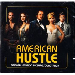 AMERICAN HUSTLE - ORIGINAL SOUNDTRACK (1 CD) - WYDANIE AMERYKAŃSKIE