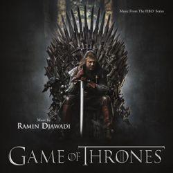 GAME OF THRONES [GRA O TRON] - RAMIN DJAWADI (1 CD) - WYDANIE AMERYKAŃSKIE