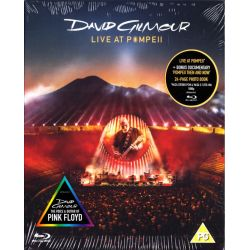 GILMOUR, DAVID - LIVE AT POMPEII (1 BLU-RAY)