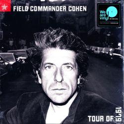 COHEN, LEONARD - FIELD COMMANDER COHEN - TOUR OF 1979 (2 LP) - WE ARE VINYL EDITION - 180 GRAM PRESSING