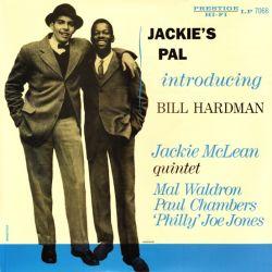MCLEAN, JACKIE QUINTET INTRODUCING BILL HARDMAN - JACKIE'S PAL (1 LP) - WYDANIE AMERYKAŃSKIE