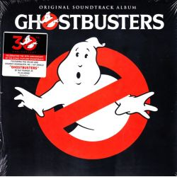 GHOSTBUSTERS [POGROMCY DUCHÓW] - ORIGINAL SOUNDTRACK ALBUM (1 LP) - 180 GRAM PRESSING