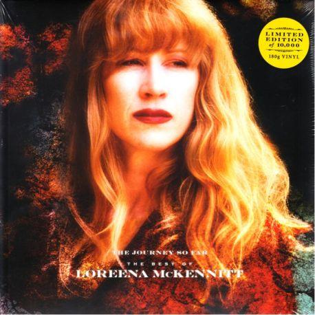 MCKENNITT, LOREENA - THE JOURNEY SO FAR - THE BEST OF (1 LP) - NUMBERED 180 GRAM PRESSING - WYDANIE AMERYKAŃSKIE
