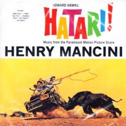 HATARI! - HENRY MANCINI (1 CD)