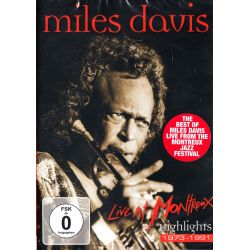 DAVIS, MILES - LIVE AT MONTREUX HIGHLIGHTS 1973-1991 (1 DVD)