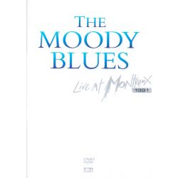 MOODY BLUES, THE - LIVE AT MONTREUX 1991 (1 DVD)