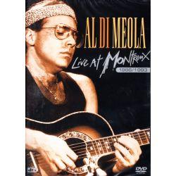 DI MEOLA, AL - LIVE AT MONTREUX 1986/1993 (1 DVD)
