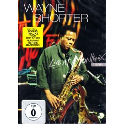 SHORTER, WAYNE - LIVE AT MONTREUX 1996 (1 DVD)