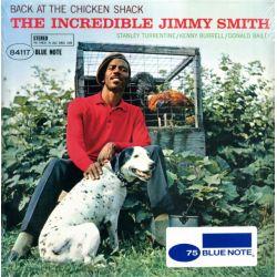 SMITH, JIMMY - BACK AT THE CHICKEN SHACK (1 LP) - WYDANIE AMERYKAŃSKIE