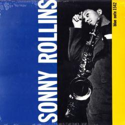 ROLLINS, SONNY - VOLUME 1 (1 LP) - WYDANIE AMERYKAŃSKIE