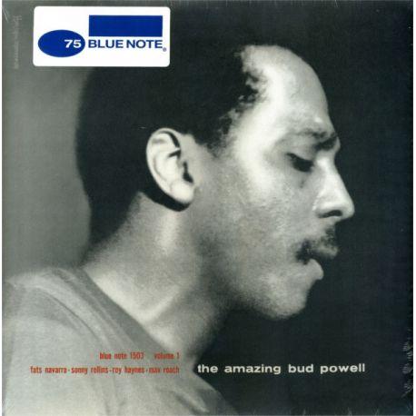 POWELL, BUD - THE AMAZING BUD POWELL - VOLUME 1 (1 LP) - WYDANIE AMERYKAŃSKIE